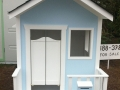 Blue Cubby House