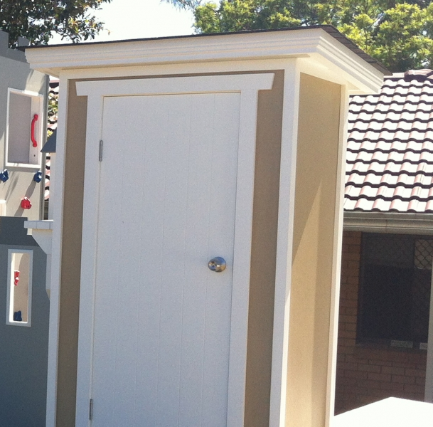 Timber garden shed closet garden shed small timber for Garden shed brisbane