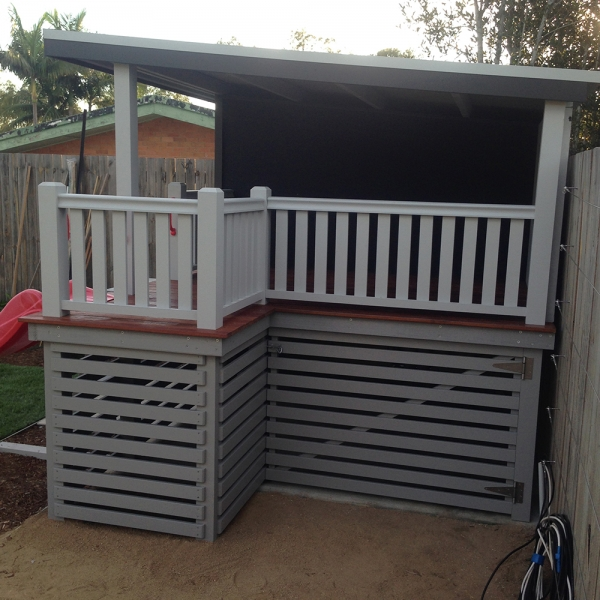 how to build a cubby house cheap