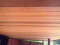 6 Post Kwila and Cedar Pergola