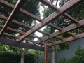 Hardwood Pergola