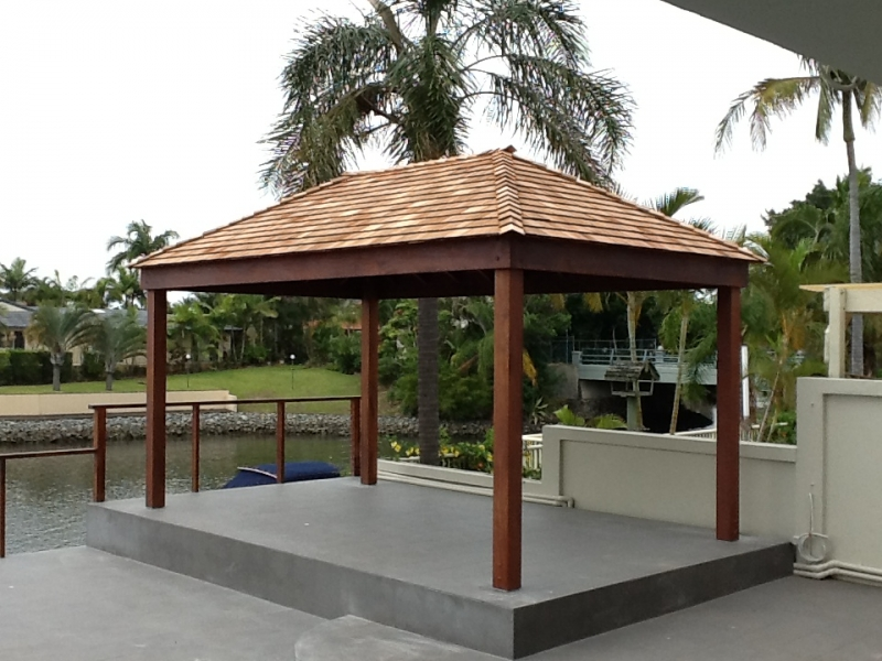 Timber Gazebos | Timber Garden Sheds | Timber Cubby Houses | Brisbane