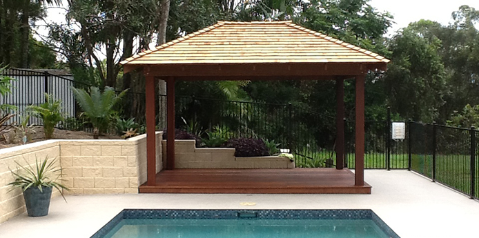 Garden Envi Timber Pergola Timber Gazebos Timber
