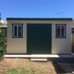 Timber Garden Shed/She Shed