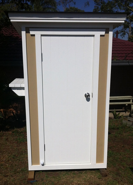 Timber garden shed closet garden shed small timber for Gardening tools brisbane
